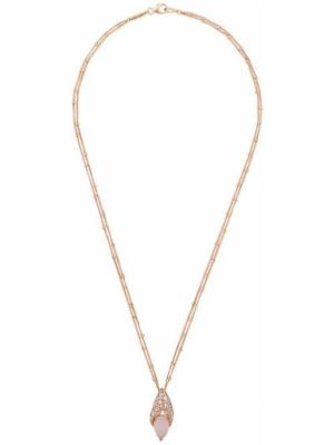 Ожерелье с бриллиантом золотое круглое Stephen Webster