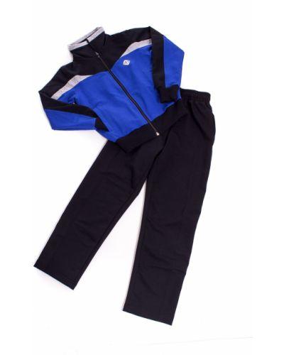 Спортивный костюм синий серый Lacywear