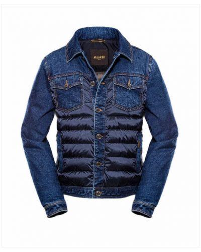 Niebieskie mom jeans Moorer