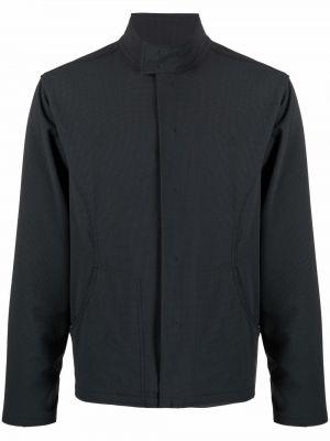 Długa kurtka z nylonu z długimi rękawami Affix