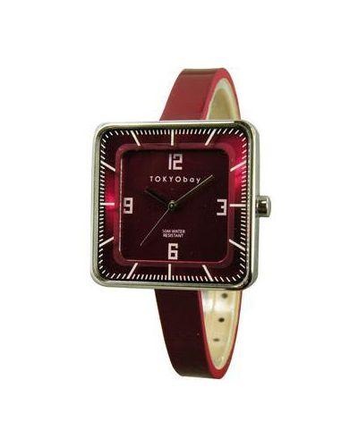 Кварцевые часы с подкладкой Tokyobay