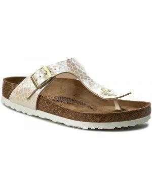 Sandały beżowy Birkenstock