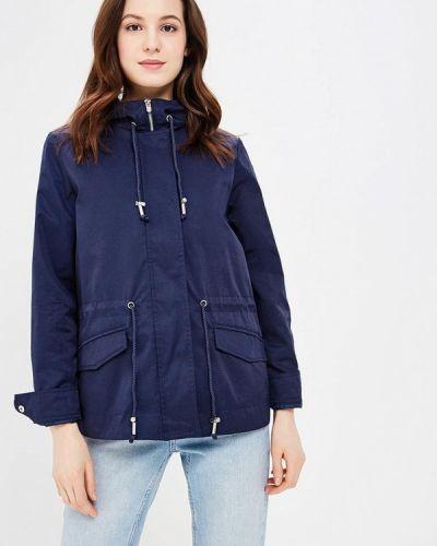Синяя куртка демисезонная Baon