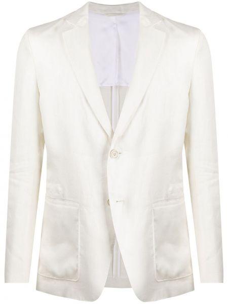 Классический пиджак с карманами с лацканами Brett Johnson