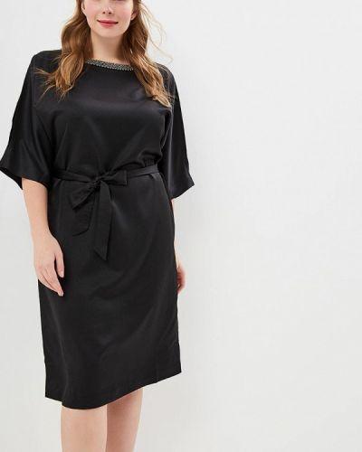 Платье - черное Modis