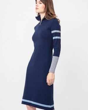 Платье вязаное осеннее Bgn