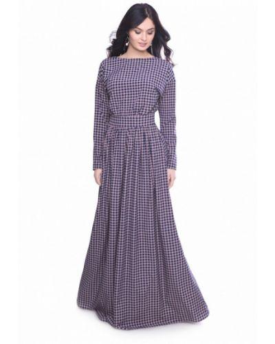 Вечернее платье весеннее Olivegrey
