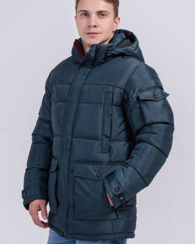 Флисовая куртка - синяя Avecs