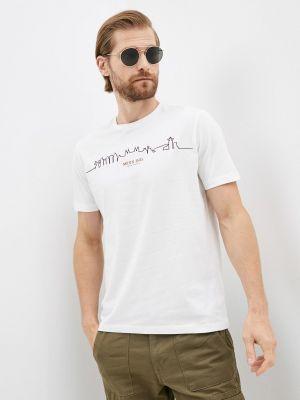 Белая турецкая футболка Mexx