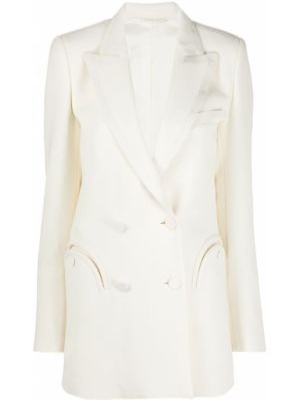 Шерстяная куртка с манжетами на пуговицах с карманами Blazé Milano