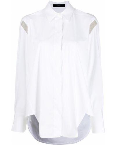 Рубашка с длинным рукавом - белая Steffen Schraut