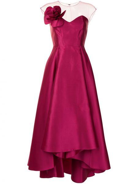 Розовое платье короткое Sachin & Babi