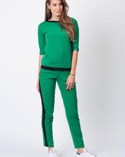 Спортивный костюм зеленый Margo