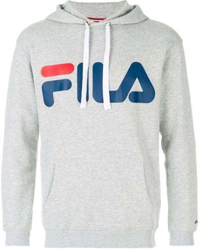 Толстовка с капюшоном с логотипом Fila
