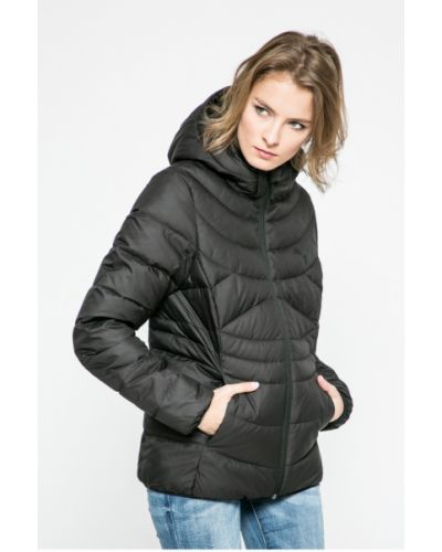 Стеганая куртка утепленная с капюшоном прямая Puma
