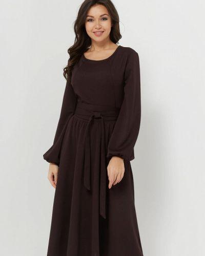 Платье - коричневое Katerina Bleska & Tamara Savin