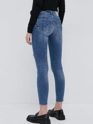 Укороченные зауженные джинсы Miss Sixty