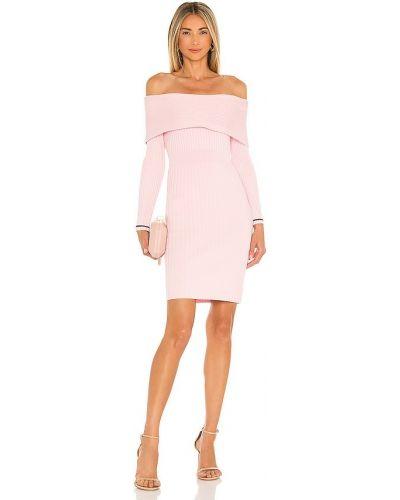Sukienka prążkowana Milly