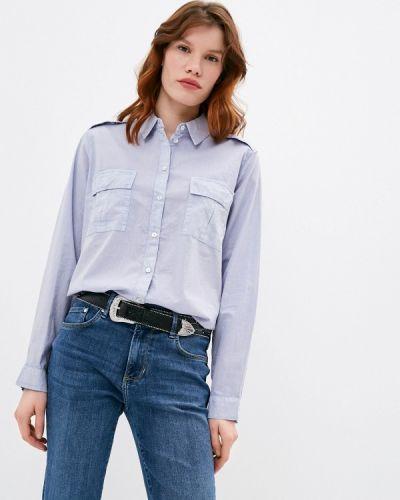 Рубашка - голубая S.oliver