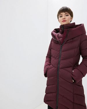 Зимняя куртка осенняя бордовый Soia & Kyo