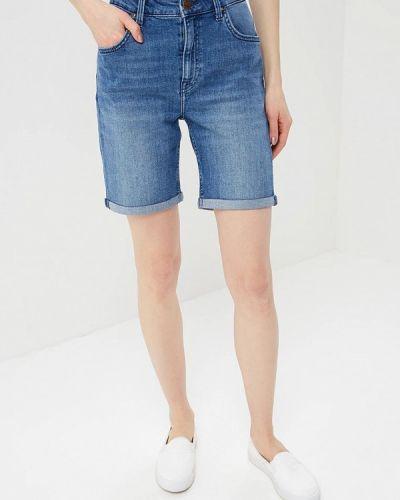 Синие джинсовые шорты Lee