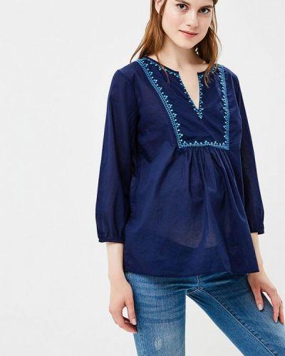 Блузка для беременных синяя Gap Maternity