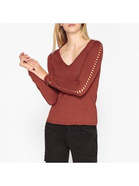 Пуловер - оранжевый Ikks