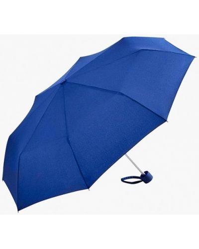 Зонт раскладной синий Fare