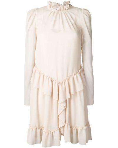 Платье на пуговицах с длинными рукавами See By Chloé