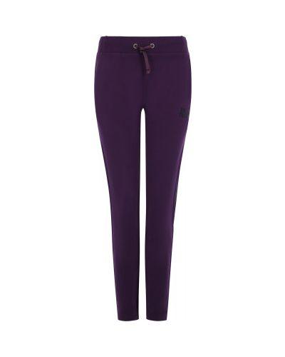 Прямые фиолетовые хлопковые брюки Freddy