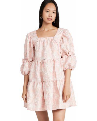 Платье с вышивкой Sister Jane