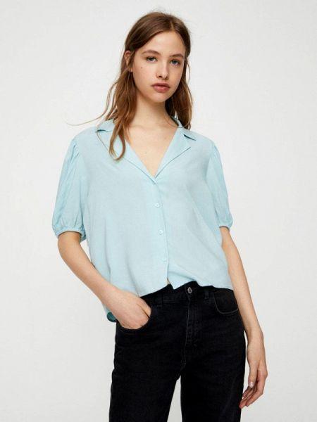 Блузка с коротким рукавом осенняя Pull&bear