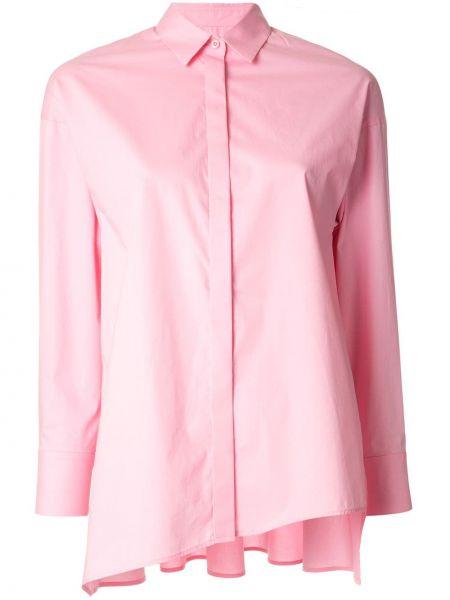 Koszula wełniana - różowa Enfold