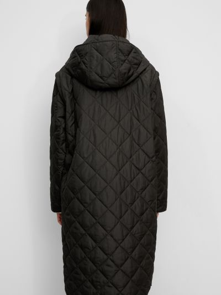 Джинсовое пальто - черное Marc O'polo Denim