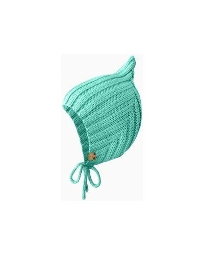 Вязаная шапка шерстяная теплая Anmerino
