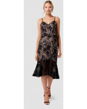 Вечернее платье черное Forever New