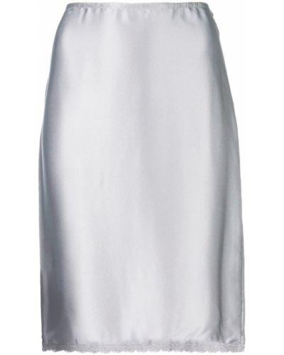 Юбка с завышенной талией винтажная Versace Vintage