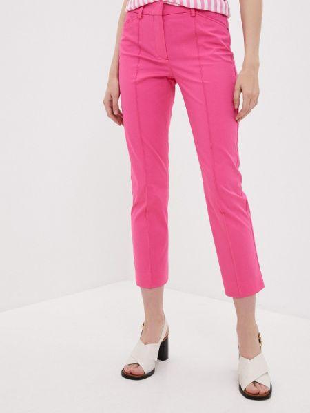 Спортивные брюки розовый весенний Sportmax Code