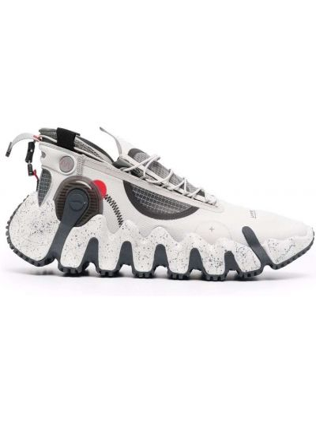 Кроссовки на шнуровке - черные Li-ning