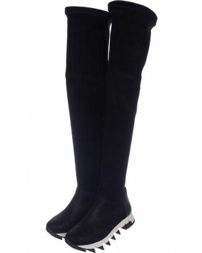 Шерстяные кроссовки стрейч Cliford