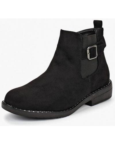 Ботинки осенние замшевые Vera Blum
