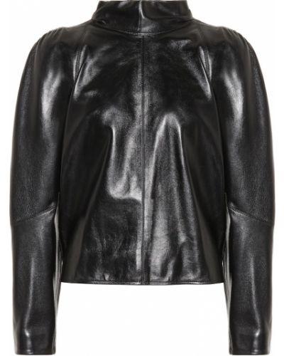 Черная блузка Isabel Marant
