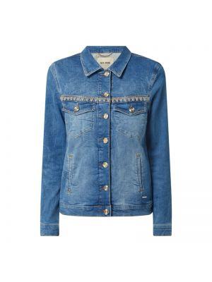 Kurtka jeansowa - niebieska Mos Mosh