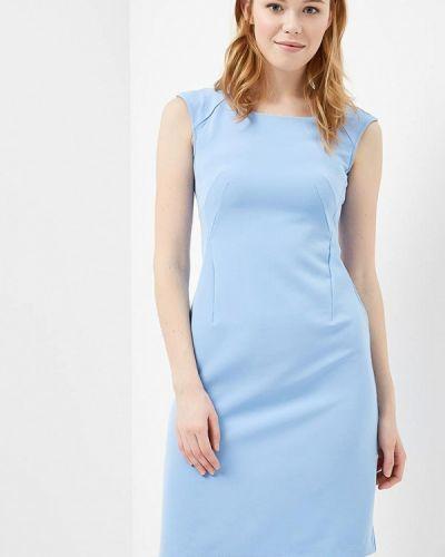 Голубое платье весеннее Modis