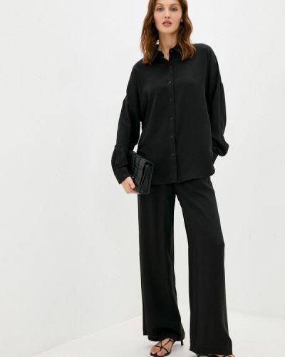 Черный зимний костюм Trendyangel