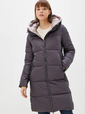 Утепленная куртка - серая Lusio