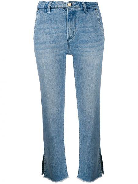 Прямые джинсы с камнями укороченные Michael Michael Kors