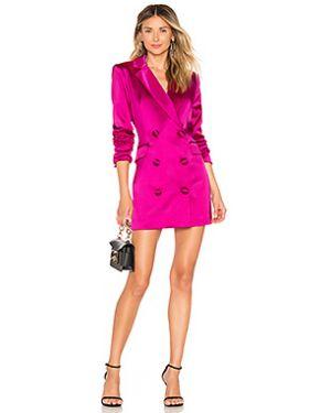 Платье мини на пуговицах платье-пиджак Milly