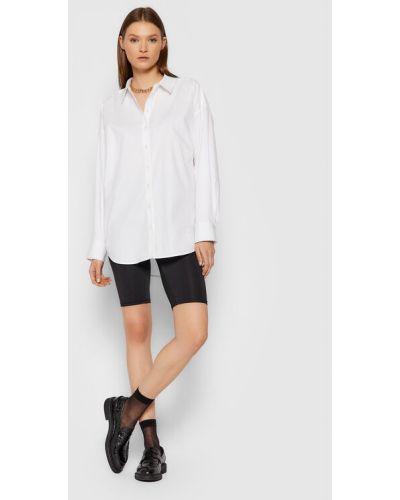 Biała bluzka oversize Gestuz