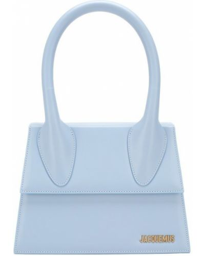 Кожаная сумка Jacquemus